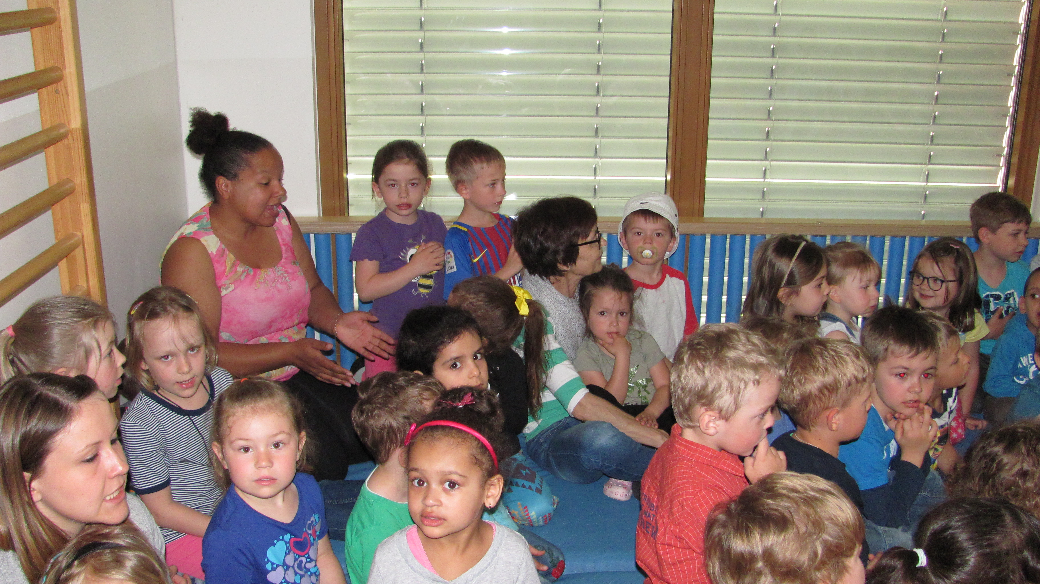 Kinderhausleiterin Doris Weigl 49 +1