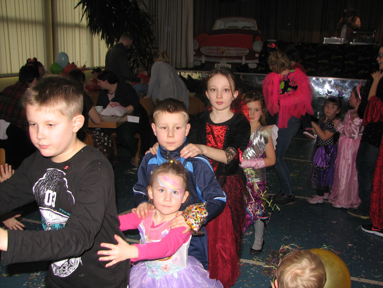 Kinderfasching in der Mehrzweckhalle 2020
