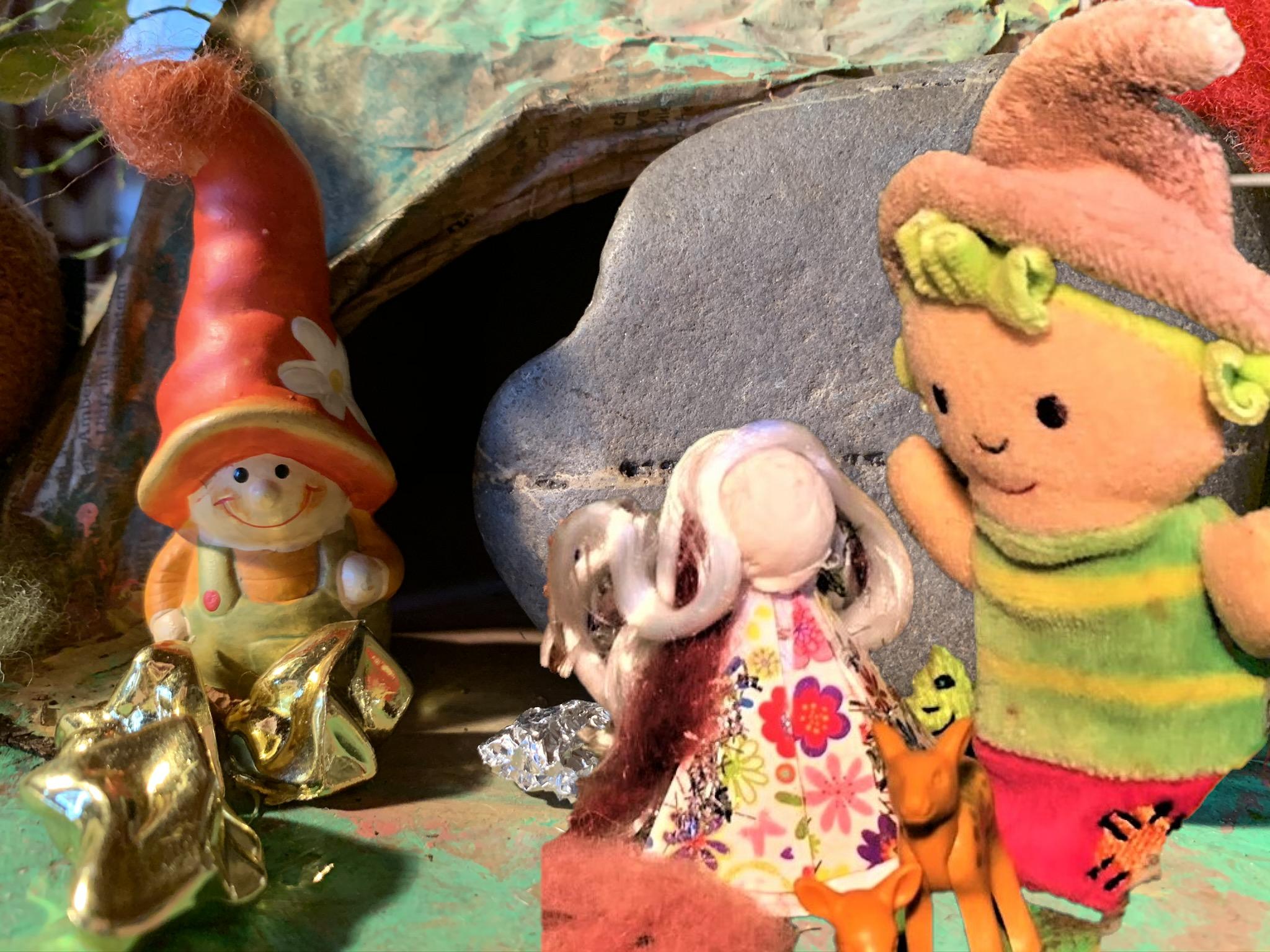 Sehnsucht nach Enkeln in der Corona-Krise macht Cornelia Gurdan zur Märchen-Oma